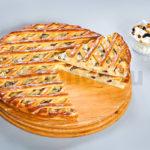 Осетинский пирог творожник фото