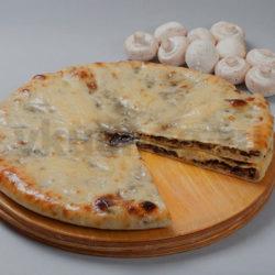 Осетинские пироги с грибами